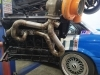 .RHD .UK special  bmw e36 turbo manifold HIGHFLOW ...