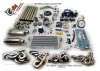 TURBO KIT STAGE 2 - BMW M54 M54B30 M52B25tu M52B28tu 2 x vanos 500+ Full set E46 E39 k64 performance