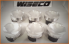 Kute tłoki BMW m3 S50b32 Wiseco Forged Pistons TURBO 8:8 CR